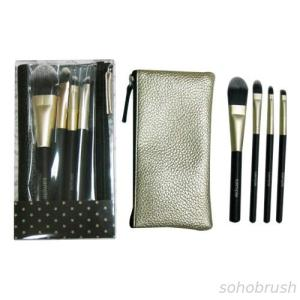 2690BS/PS 4-Pc Make Up Brush W/ Bag