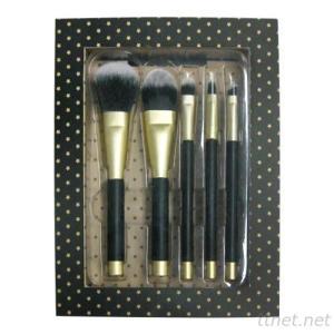 8312BS  5-pc make up brush set