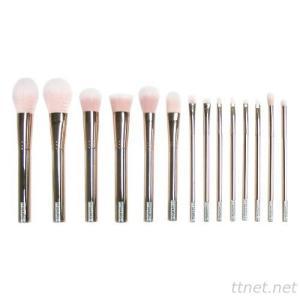 PF0243RG 14-pc makeup brush