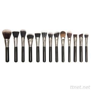PF0207  Professional make up brush set