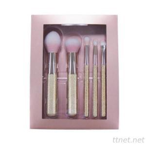 8319SF-5P 5-pc make up brush set