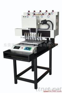 8 Color Automatic Desktop Liquid PVC Dispensing Machine