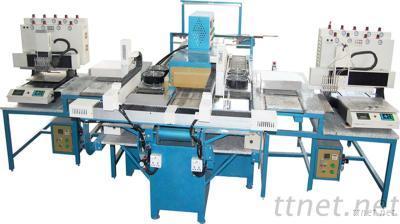 Weldo Automatic PVC Production Line