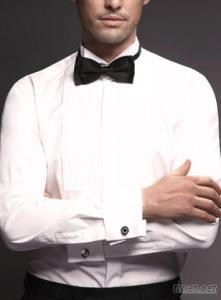 Made To Measure Formal Dress Shirt, White Shirt