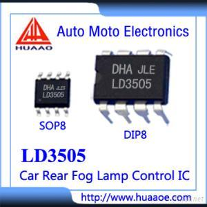 LD3505 Auto Rear Fog Lamp Controller IC