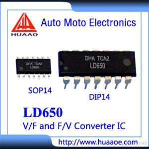 LD650 Frequency/Voltage and Voltage/Frequency converter ICS AD650