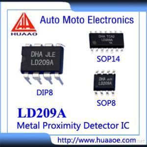 LD209A Auto Moto Metal Proximity Detector ICS CS209A CS209 LD209A
