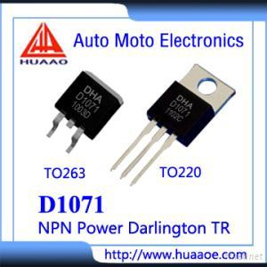 2SD1071 D1071 D1071S NPN Power Darlington Transistor IC