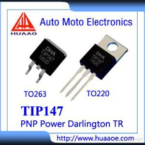 TIP147 NPN PNP Power Darlington Transistor IC TIP 142