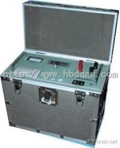 DC Resistance Of The Speed Measuring Device, Emotional Resistance Tester