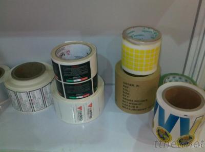 Label Sticker Full Colour Printing