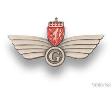 Police badge supplier