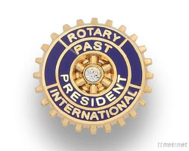International Rotary Badge