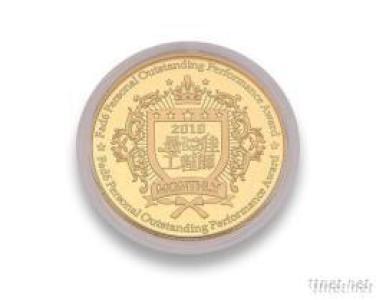 Commemorative silver coins
