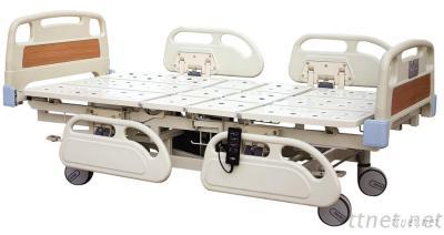 Muti Functional ICU Electric Rolling  Hosptial Bed