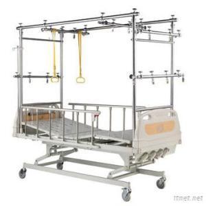 Four Crank Orthopedics Traction Hospital  Bed