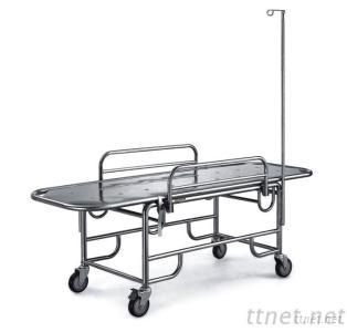 Stainless Steel Stretcher Cart