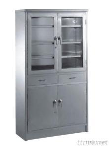 Stainless Steel Apparatus Cupboard