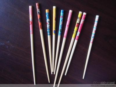 Bamboo Paint Chopsticks