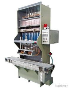 Fully Automatic Measuring Cup Vaccum Acid/Gel Filling Machine