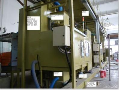 Lead Oxide Filling Machine