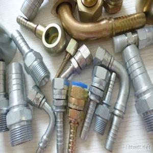 Carbon Steel/Stainless Hydraulic Hose Fitting