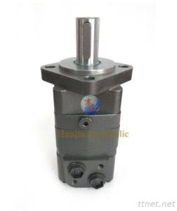 Low Weight Orbit Hydraulic Motor BMS / OMS / MS Disc Valve G1/2'' Port For Winches