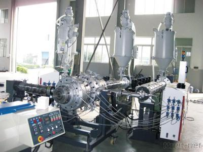 PP&PPR Three-Layer Composite Pipe Extrusion Line