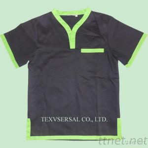 Nurse Uniform, Nurse Top, Scrub Top