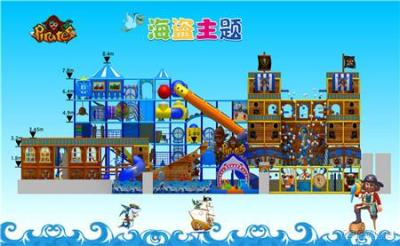 Competitive Price Playground Castle For Kids