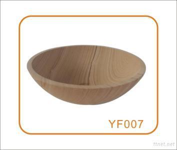 Wood-grain Sandstone Basin and Sink