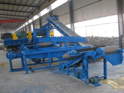 Energy Saving Waste Tyre Shredder Equipment