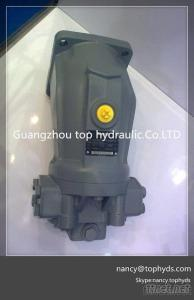 Rexroth Hydraulic Axial Piston Motor A2FM80 For Concrete Mixers