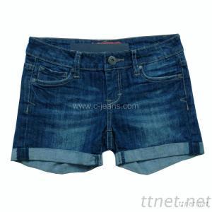Lady's Jeans Pants