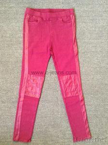 Stylish Lady'S Jeans, 2013 Latest Design Skinny Lady Jeans, Fashion Woman Jeans