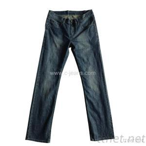 Blue Colour Fashion Design For 2014 MEN Jeans