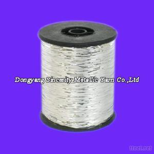 M type Silver Shade Metallic Yarn