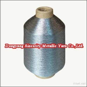 MX type Silver Shade Metallic Yarn