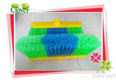 Plastic Push Broom For Moon Light