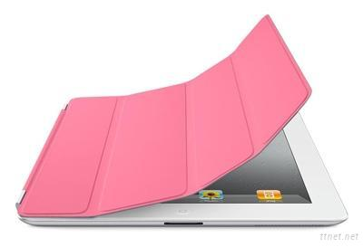 Fashion Leather Case for Ipad 2 For One Side Cover