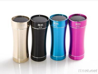 Sports Sound Box_Bicycle Speaker_Portable Mini MP3 Player S16