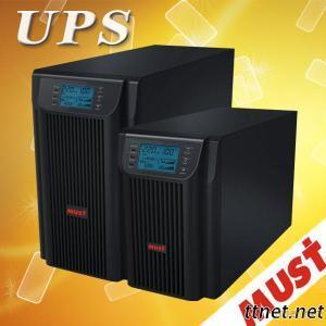 LCD Online UPS