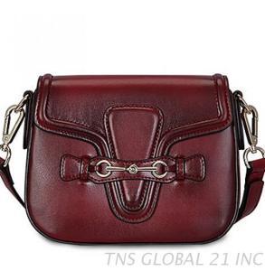 Japan Shoulder Weekend Bag Leather Cross Body Bag (EMG4252)