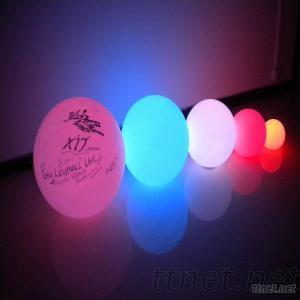 Plastic Light Ball