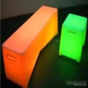 Led Bench Color Changing