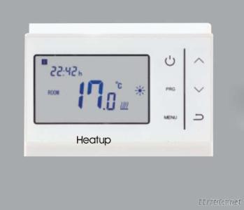 Electric Floor Heating ElementWireless Room Thermostat