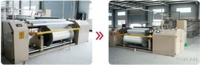 One Step Warping Machines And Creels