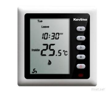 Digital Fan Coil Thermostats