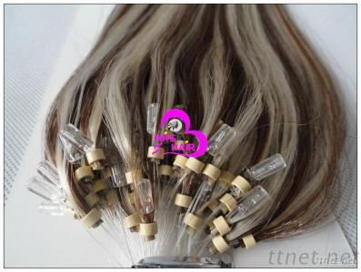 100% Human Hair---Loop Hair Extension