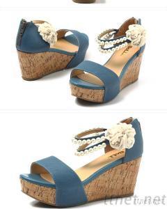 Women Fashion Wedge Sandals Shoes